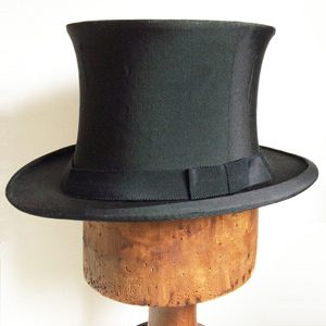 Restored Collapsible-Top-Hat by Philadelphia Philpot 2017
