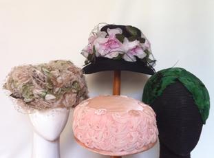 restored vintage hats by philadelphia philpot