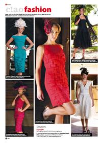 Philadelphia Philpot Hats for Ciao Magazine