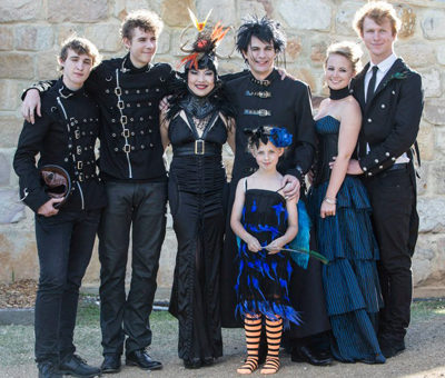 Philadelphia_Philpot_Philamae's_Gothic_Bridal_ Party_web