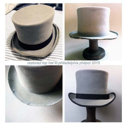 Hat & Headpiece Restoration Inner West Sydney | Philadelphia Philpot