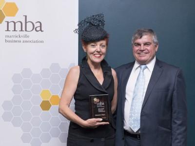 Philadelphia Philpot -Winner of M.B.A_Creative Industries Award 2015