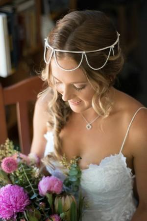 Restored 1983 Bridal headpiece by Philadelphia Philpot 2017