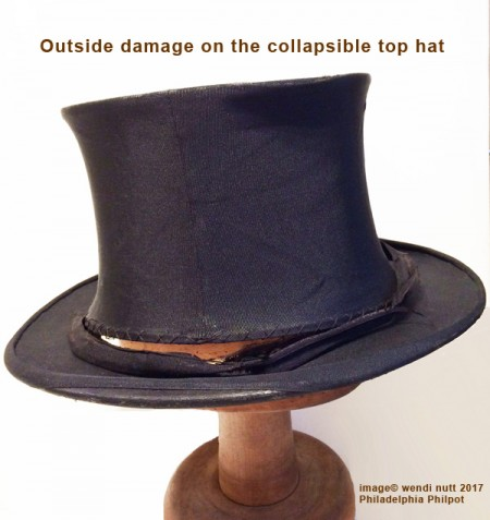 Restoration of Collapsible Top Hat