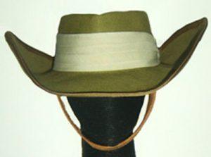 Oversized diggers hat by Philadelphia Philpot