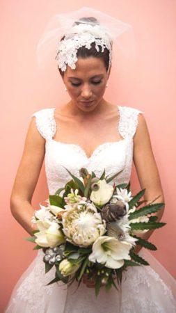 philadelphia_philpot_jasmin_payne_lace_bridal_headpiece_Sydney _2012