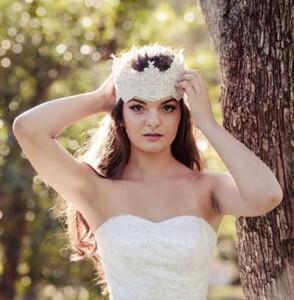 Amy Weir Photography_Beaded Crown headpiece by Philadlephia Philpot 2014