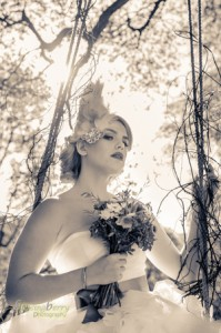 Headpiece by Philadelphia Philpot. 2014 Blessing Berry Photography