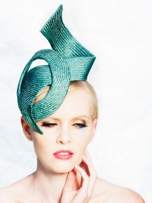 Head piece, Philadelphia Philpot Couture Millinery. 26 November 2013. Image © Torunn Momtazi