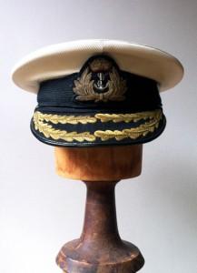 Philadelphia Philpot_Restored 1970's Sri Lankan Naval Hat_2014