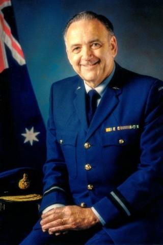 Aust Airforce Official portrait_Bill Wheeler_1992