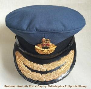 Philadelphia Philpot_restored vintage Aust Air Force Cap