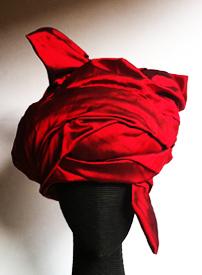 silk costume turban© philadelphia philpot 2017