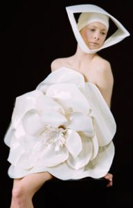 Philadelphia Philpot costume hat and flower