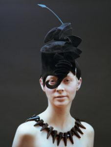 Philadelphia Philpot couture hat